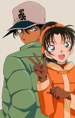 Mensonges et Trahison ( Kazuha et Heiji)