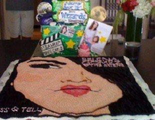 Aniversário de Selena Gomez