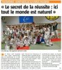 Article de presse Saint-Nicolas 2012