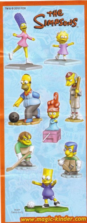 Kinder Joy Simpson