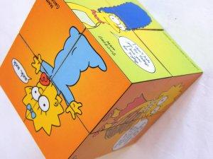 Cube Simpsons RARE !
