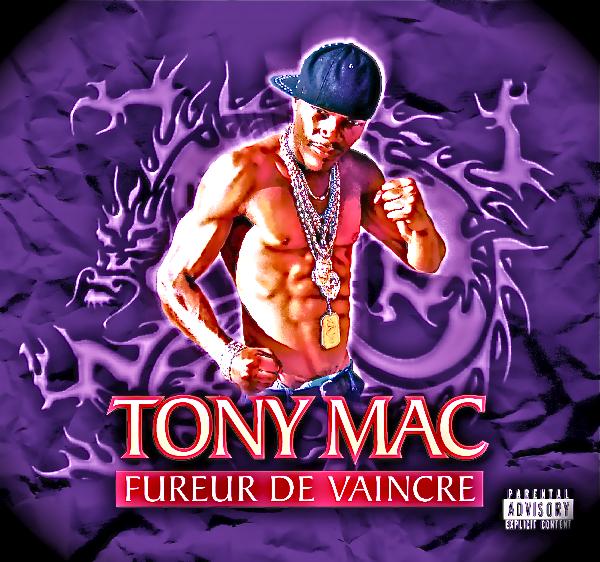 Tony Mac Fureur  de vaincre