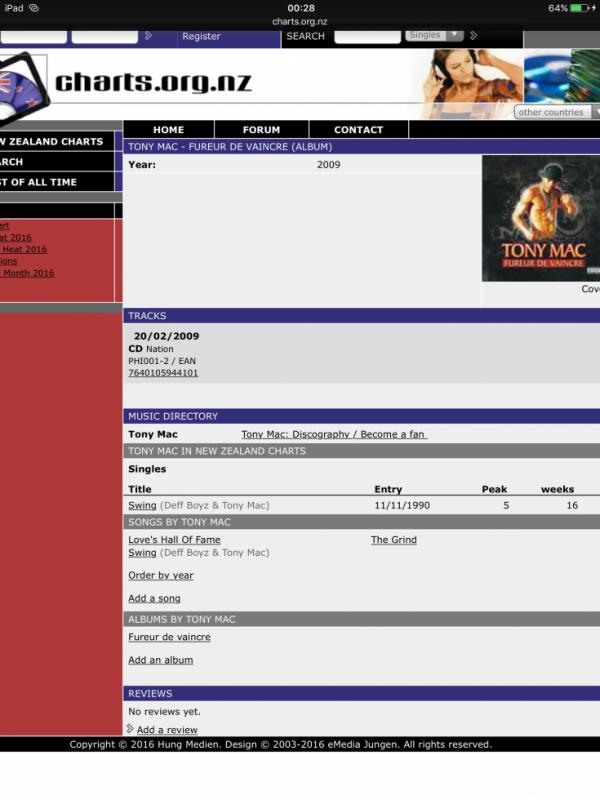 Tony Mac Top 10 – Mp3 Mp4 Download