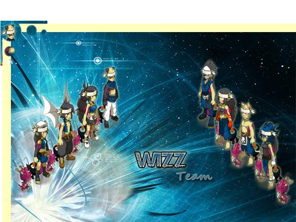 Présentation de la Wizz Team: