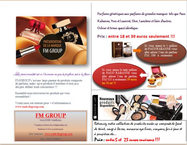 publicité FM GROUP