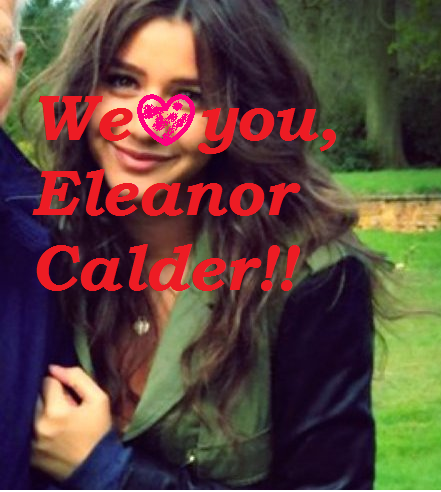 Pour les rageur qui n'aime pas Eleanor Calder
