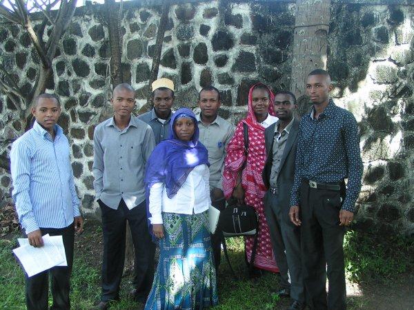 les statisticiens Comorien