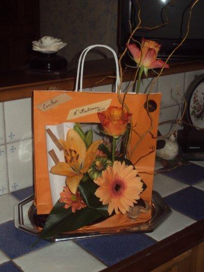 art floral realiser jeudi en atelier
