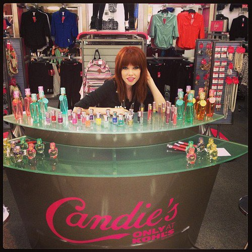Carly Pour Candie's