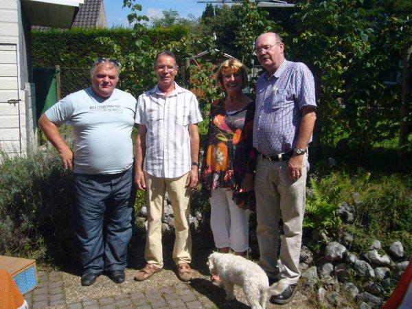 petit voyage chez nos amies hollandais 2011