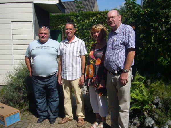 visite en hollande