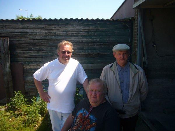 visite chez notre ami Mr Versendaal de Strijen 15 mais 2012