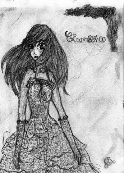 Comment dessiner une robe de soiree facile