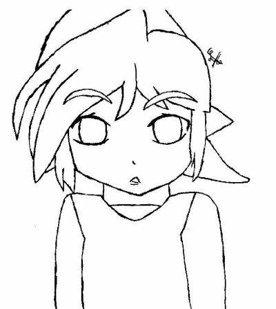 Link Cartoon De Marine Mes Dessin Mangas