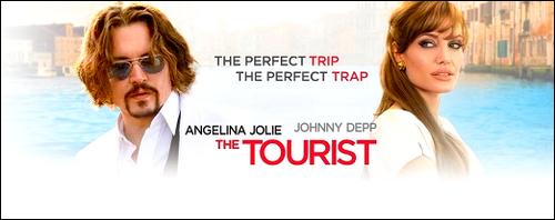 """** **  Ma critique de """"The Tourist""""   ** **"""
