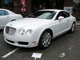 BENTLEY CONTINENTAL GT ET BENTLEY CONTINENTAL GT SPEED