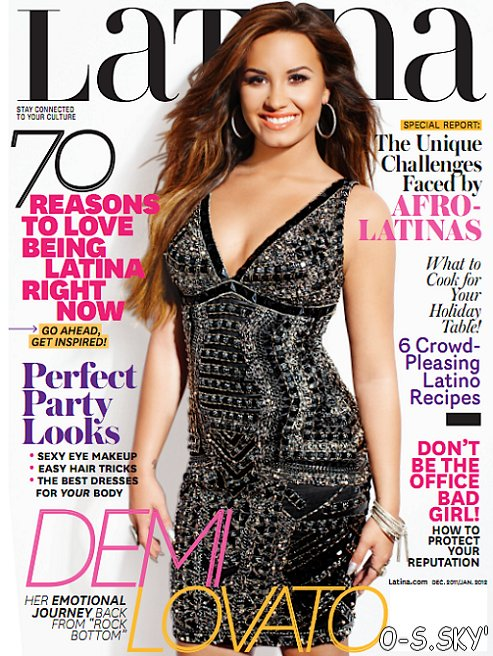 Demi Lovato ne souhaite plus avoir de contact avec son père. La jeune femme s'explique dans le magazine Latina dont elle fait la couverture .