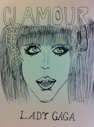 Lady GAGA/ MEGAN FOX