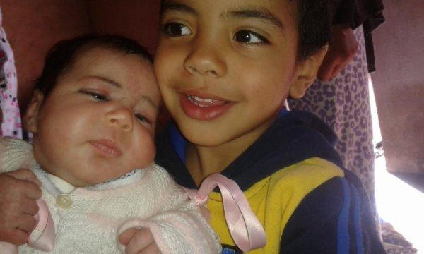 ilyas est sa soeur rihab