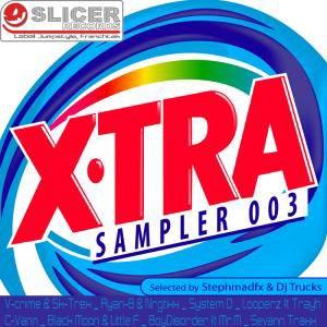 X Tra Sampler 003 Slicer Records