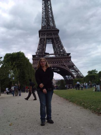 moi a PARIS