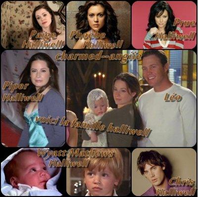 Charmed  l'histoire et la  Fiche technique de la serie