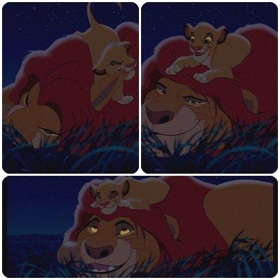 Le roi lion 1et 2