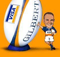 """Les pubs que je n'aime pas: Visa """"rugby"""""""