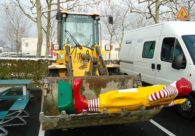 Le kidnapping de Ronald McDonald