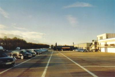 Audi Quattro Experience III: Dijon