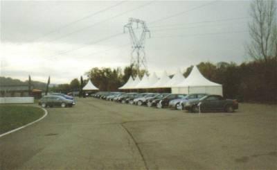 Audi Quattro Experience IV: Le Laquais