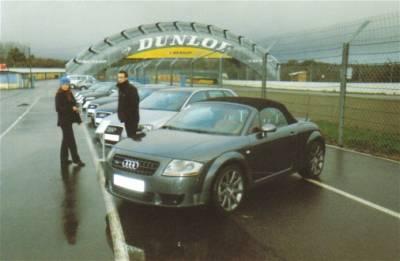 Audi Quattro Experience VI: Nogaro