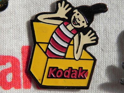 Kodak: on lui a volé ses couleurs!