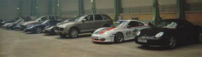 Porsche, Porsche, Porsche