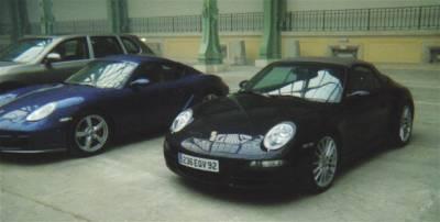 """""""Ma"""" Porsche: une Caiman S"""