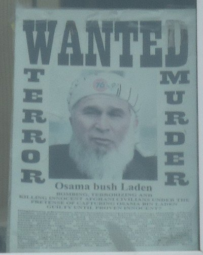 Bush Laden