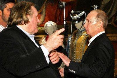 L'acteur et le premier ministre