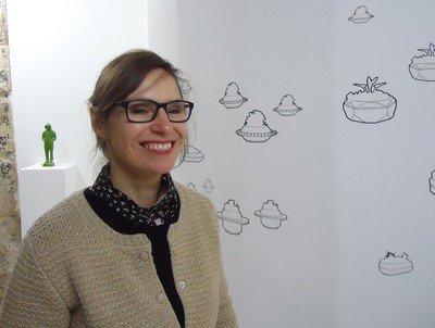 Aurélie Slonina à la galerie Jeune création