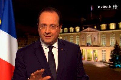 François Hollande : moins populaire qu'hier et plus que demain...