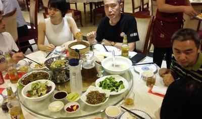 Taklimakan Rally : 9. Pékin