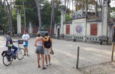 Visite guidée du jardin René Dumont