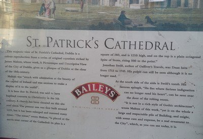 Souvenirs d'Irlande