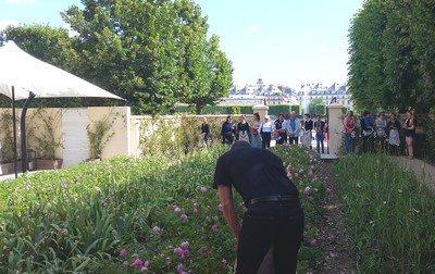 Jardins, Jardin : dans les champs de Chanel