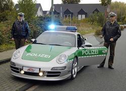 """Porsche """"Polizei"""""""