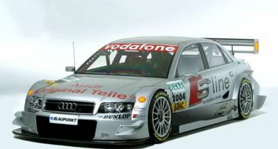 Audi A4 Joest Racing DTM 2004 ou un autre démenti pour Janus/Jérôme!