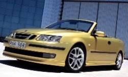 J'ai conduit: Saab 9-3 Cabriolet 1,8T