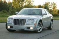 J'ai conduit: Chrysler 300C