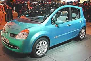 J'ai conduit: Renault Modus 1,6e