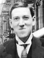 Mes écrivains préférés: Howard Philip Lovecraft