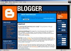Blogeur pro